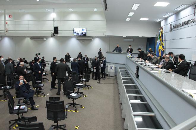 Foto: Izaias Medeiros / Câmara Municipal